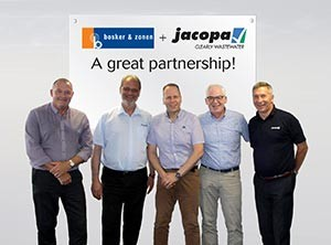 JACOPA DOES THE BUSINESS FOR BOSKER