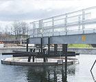 Welsh Water – Scraper Bridge installation – Gowerton WwTW