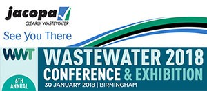 WASTEWATER 2018 SHOWCASE FOR JACOPA