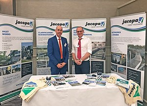 JACOPA ROADSHOW MOVES ON TO WATER NORTHERN IRELAND