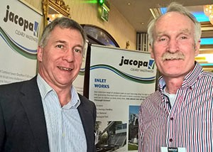 JACOPA ON SHOW AT IRELAND WATER