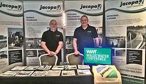 WALES WATER SHOWCASE FOR JACOPA