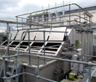 Thames Water – Refurbishment of two Storm Overflow Drum Screens –  Abbey Mills Pumping Station, London