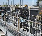 Thames Water – Full refurbishment of CF200 Inlet Screens No's 4&5 –  Beddington Sewage Treatment Works