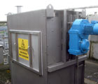 Northern Ireland Water – Refurbishment of three CF100 Band Screens –  Culmore WwTW, County Derry