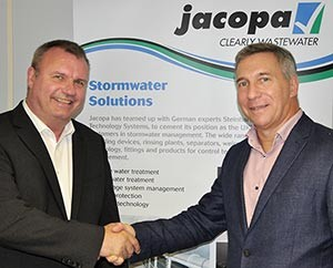 JACOPA STRENGTHENS STORMWATER SOLUTIONS