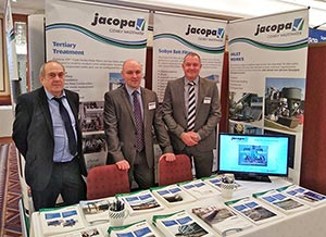 JACOPA SETS THE TREND AT WASTEWATER 2019