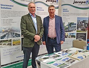 IRELAND WATER SHOWCASE FOR JACOPA