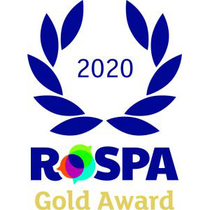 Jacopa Wins Rospa Gold Award