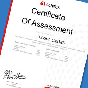 THIRD ACHILLES AUDIT UNDERLINES ONGOING SUCCESS